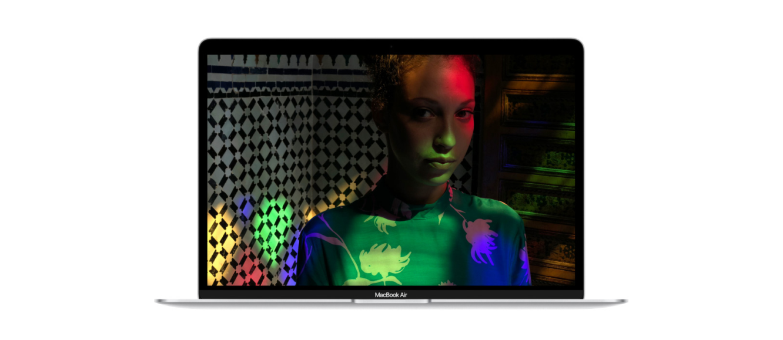 Štýlový notebook Apple MacBook Air