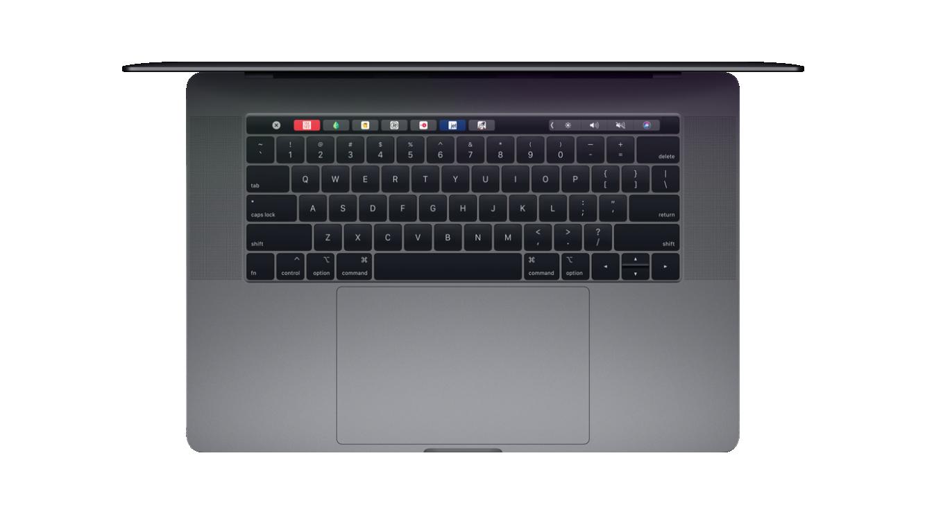 Profesionálny notebook MacBook Pro