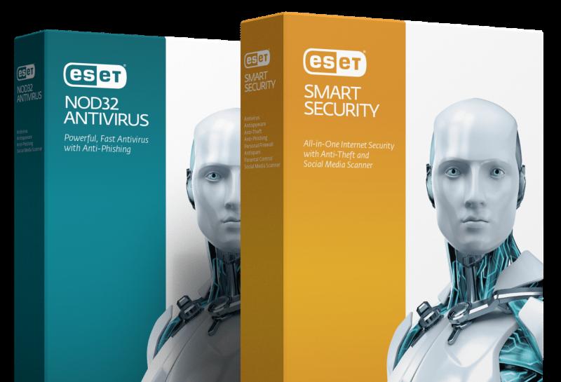 Antivírusový softvér ESET