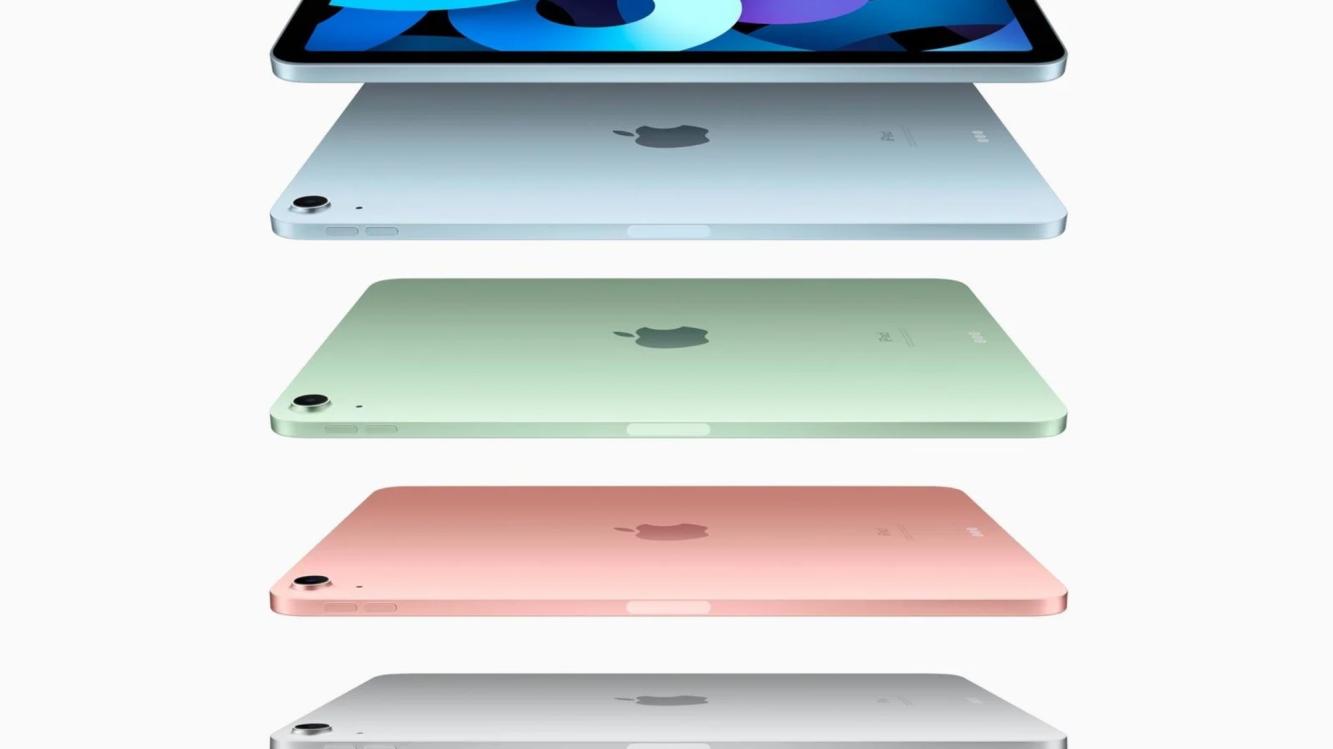 Apple iPad Air 4 2020 farby