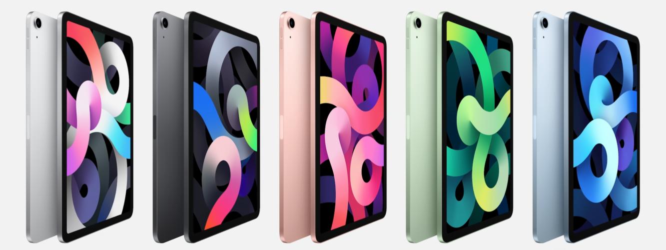 Apple ipad air 2020 hlinikove šasi