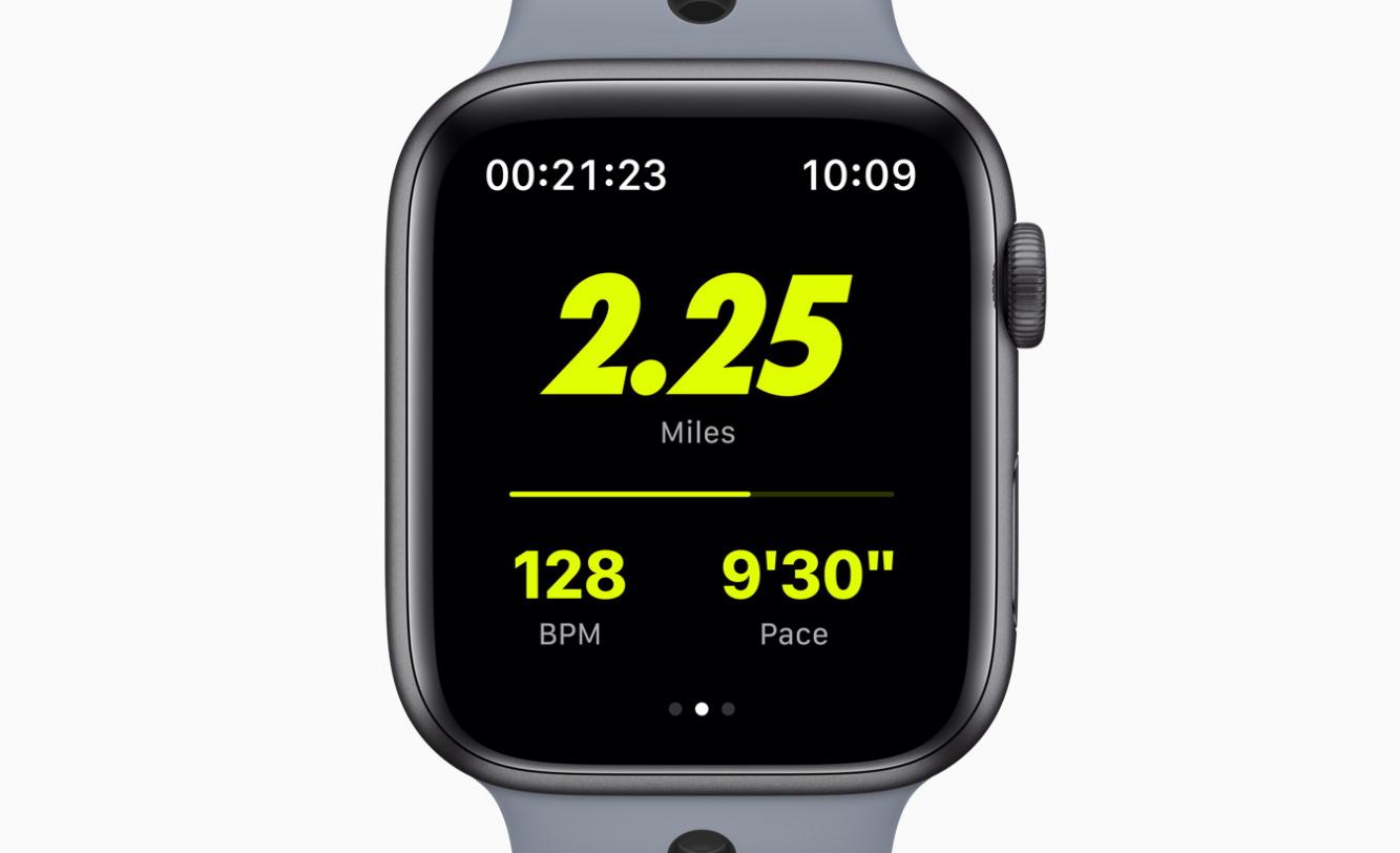 Hodinky Apple Watch Nike