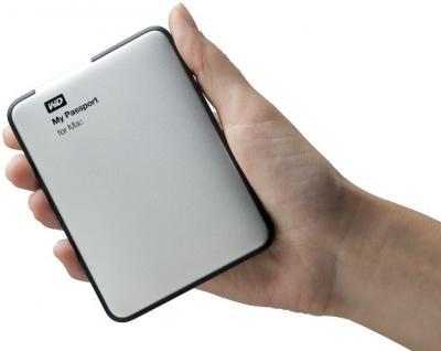"Western Digital Externý disk 2.5"" My Passport for MAC 1TB USB 3.0"