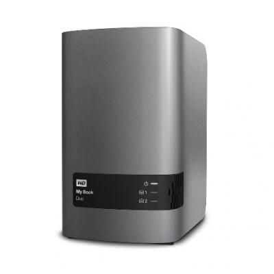 """Western Digital Externý disk 3.5"""" My Book Duo 8TB USB 3.0"""