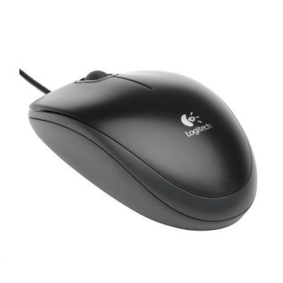 LOGITECH B100 Optical USB Mouse