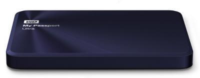"""Western Digital Externý disk 2.5"""" My Passport Ultra Metal 4TB USB3.0"""