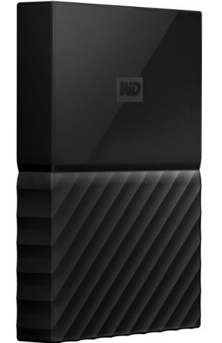 "Western Digital Externý disk 2.5"" My Passport 1TB USB3.0"