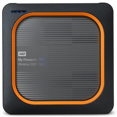Western Digital Externý disk My Passport Wireless SSD 1 TB