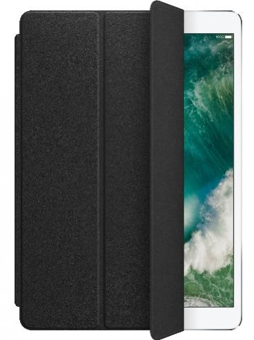 """APPLE Leather Smart Cover 10,5"""" Black"""