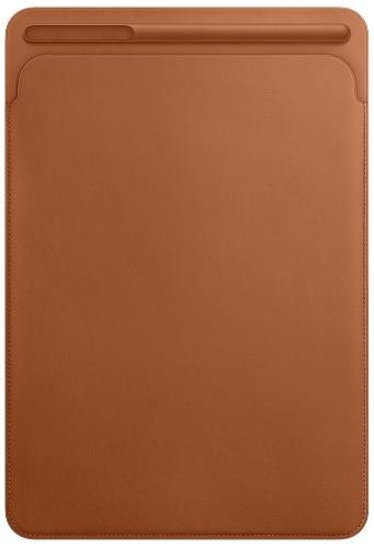 """APPLE Leather Sleeve 10,5"""" Saddle Brown"""