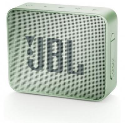 JBL Go2 Glacier Mint