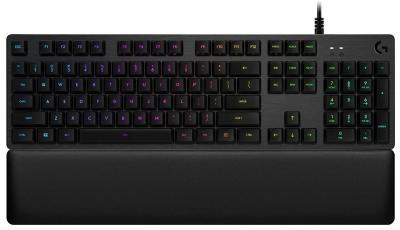 LOGITECH G513 Lightsync RGB herná klávesnica EN Carbon&Silver