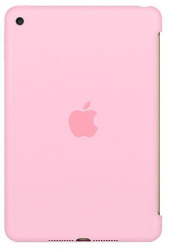 """APPLE Silicone Case 7,9"""" Light Pink"""