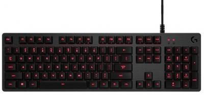 LOGITECH G413 herná mechanická klávesnica US