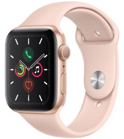 APPLE Watch 5 44mm Gold with Sport Band
