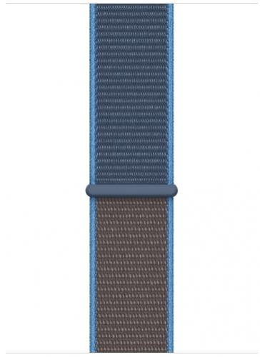 APPLE Remienok 44mm Surf Blue Sport Loop