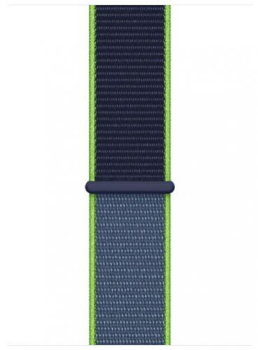 APPLE Remienok 40mm Neon Lime Sport Loop