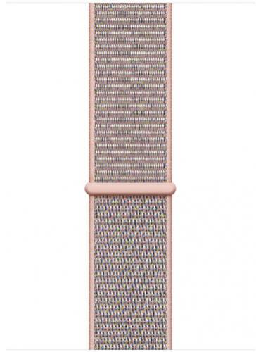 APPLE Remienok 40mm Pink Sand Sport Loop