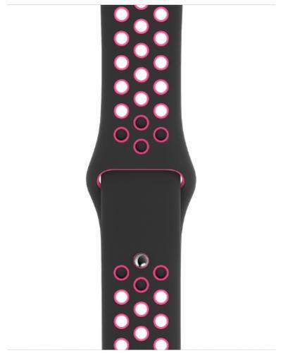 APPLE Remienok 40mm Black/Pink Blast Nike Sport Band