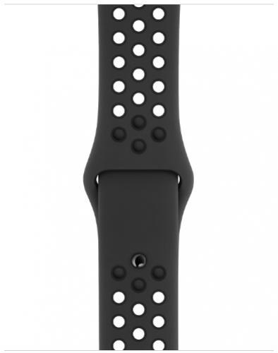APPLE Remienok 40mm Black/Hyper Grape Nike Sport Band