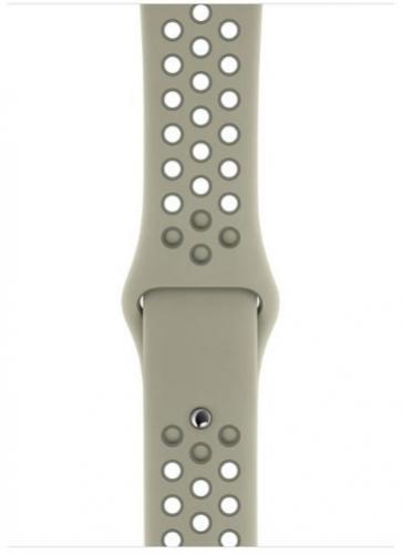 APPLE Remienok 44mm Spruce Fog/Vin Lichen Nike Sport Band