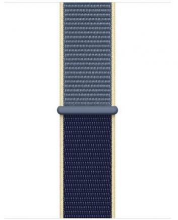 APPLE Remienok 44mm Alaskan Blue Sport Loop