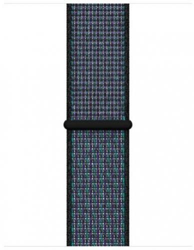APPLE Remienok 40mm Hyper Grape Nike Sport Loop