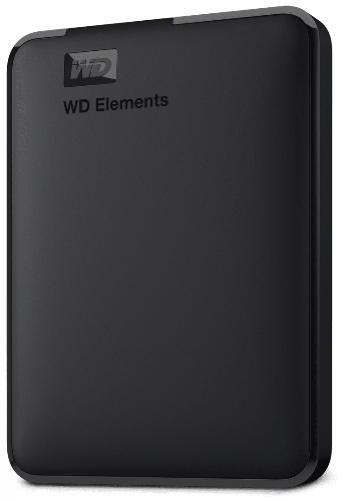 """Western Digital Externý disk 2.5"""" Elements Portable 1TB USB 3.0"""