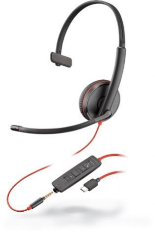 Plantronics Blackwire C3215 headset mono