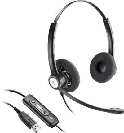 Plantronics Entera HW121N-USB headset