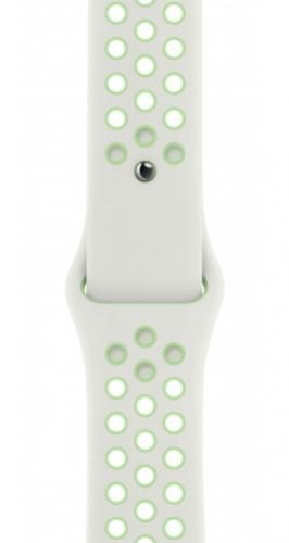 APPLE Remienok 40mm Spruce Aura/Vapor Green Nike Sport Band