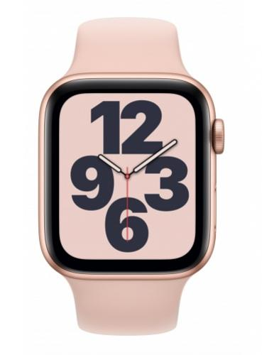 APPLE Watch SE 40mm Gold Aluminium with Pink Sand Sport Band