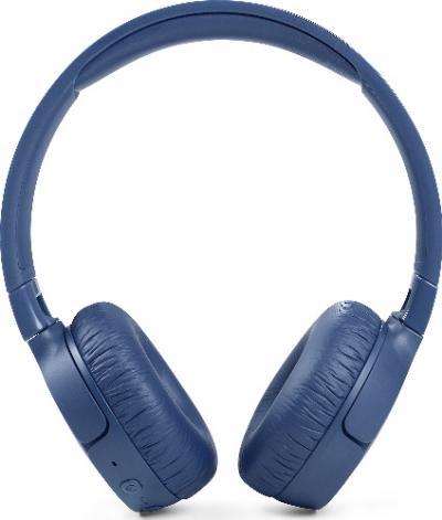 JBL Tune 660BTNC slúchadlá modré