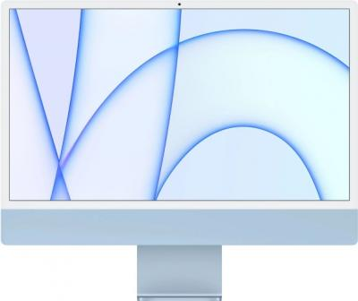 "APPLE iMac 24"" Blue CZ"