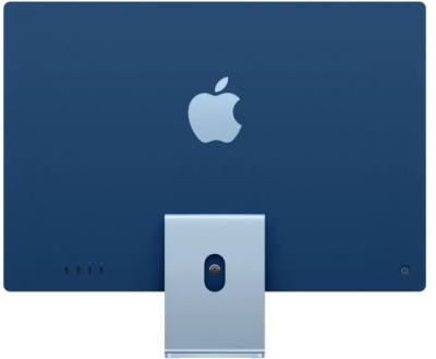 "APPLE iMac 24"" Blue SK"