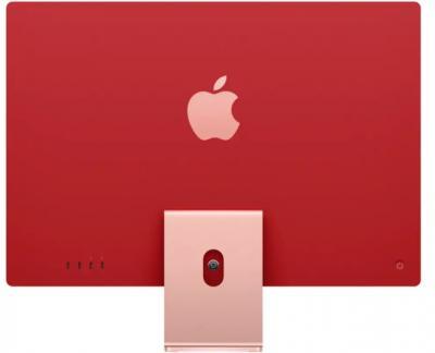 "APPLE iMac 24"" Pink SK"