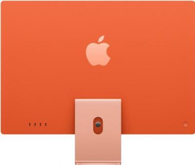 """APPLE iMac 24"""" Orange SK"""