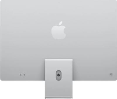 "APPLE iMac 24"" Silver CZ"