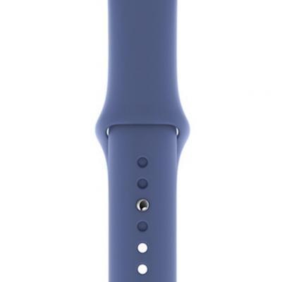 APPLE Remienok 40mm Linen Blue Sport