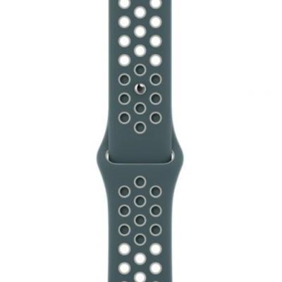 APPLE Remienok 40mm Hasta/Light Silver Nike Sport Band