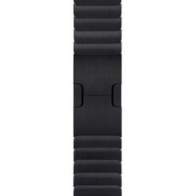 APPLE Remienok 38mm Space Black Link Bracelet