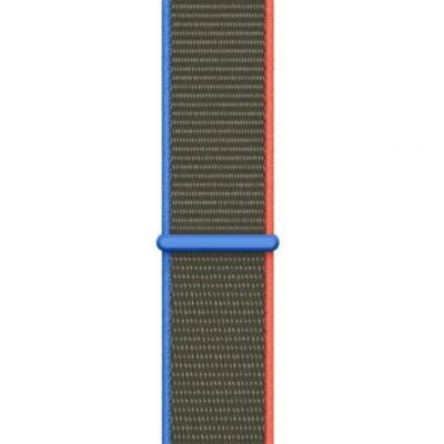 APPLE Remienok 40mm Olive Sport Loop