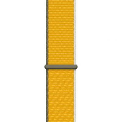 APPLE Remienok 44mm Sunflower Sport Loop