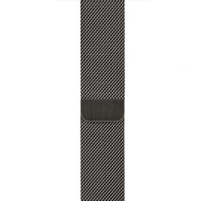 APPLE Remienok 40mm Graphite Milanese Loop