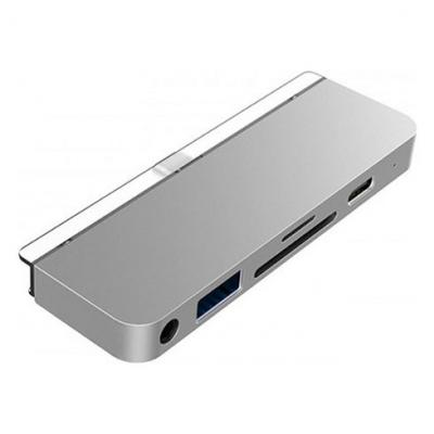 APPLE HyperDrive 6-in-1 USB-C Hub Silver