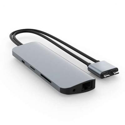 APPLE HyperDrive Viper 10-in-2 USB-C Hub Space Grey