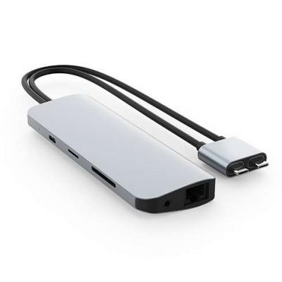 APPLE HyperDrive Viper 10-in-2 USB-C Hub Silver