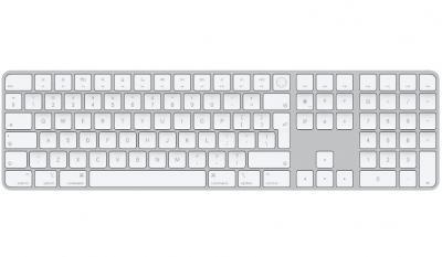 APPLE Magic Keyboard Touch ID s numerickou klávesnicou CZ