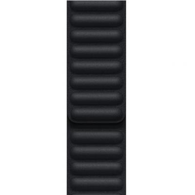 APPLE Remienok 41mm Midnight Leather Link - M/L