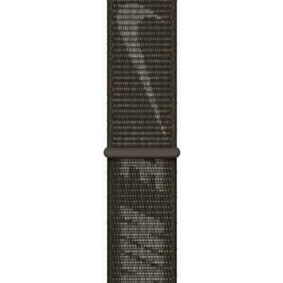 APPLE Remienok 41mm Cargo Khaki Nike Sport Loop - Regular